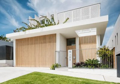 contoh bangunan rumah minimalis depan