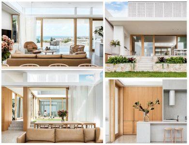 contoh bangunan rumah minimalis eksterior