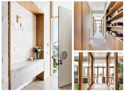 contoh bangunan rumah minimalis interior