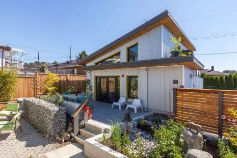 desain rumah sederhana minimalis depan