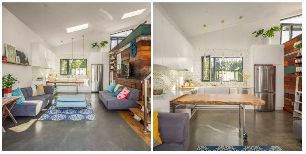 desain rumah sederhana minimalis interior