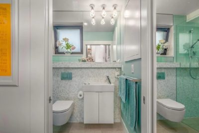 desain rumah sederhana minimalis interior kamar mandi