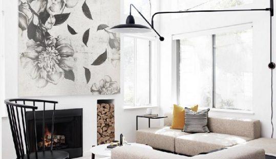 rumah model minimalis japandi asesoris interior