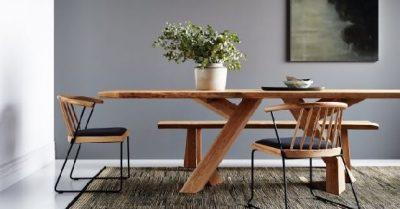 rumah model minimalis japandi desain furniture