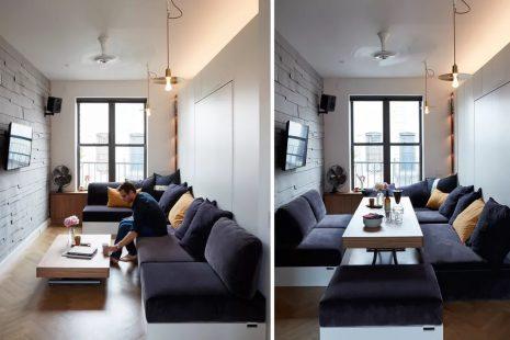 foto rumah minimalis sederhana fungsi ganda