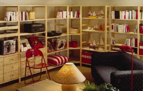 foto rumah minimalis sederhana furniture sembunyi