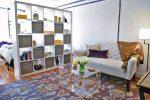 foto rumah minimalis sederhana ruang simpan terbuka
