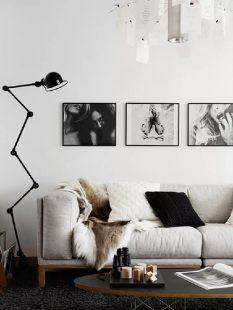 foto rumah minimalis terbaru furniture rendah